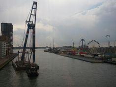 Kraan en kermis - Schiehaven