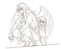 Saint Seiya Milo and Kardia