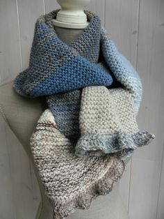 Knitting Patterns, Crochet Patterns, Yarn Crafts, Textile Art, Knit Crochet, Textiles, Couture, Point Mousse, Handmade