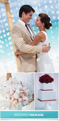 Destination Wedding Themes in the Caribbean at Sandals Resorts  this is perfect for me!