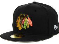 Chicago Blackhawks New Era NHL Basic 59FIFTY Cap a60e7148c43e