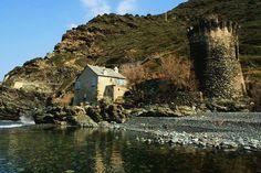 Corsica - Capicorsu - Cap Corse - Maina de Negru
