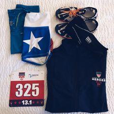 Heroes Run Half Marathon Race Recap – I am a Runner.