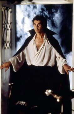 I never tire of watching Frank as Dracula. :)