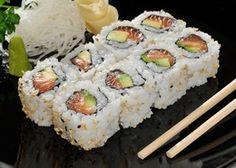 Como fazer sushi uramaki