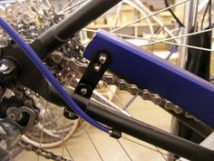 Chainguard install by bikesniffer, via Flickr