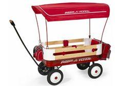 geweldige bolderkar voor de hele familie Radio Flyer | kinderen-shop Kleine Zebra