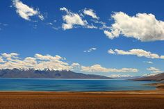 Manasarovar Lake in Tibet, which is one of the most holy lake for four different religions viz Buddhism, Bon, Hindu and Jainism