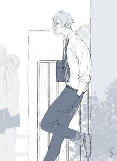 Chibi Boy, Anime Chibi, Anime Art, Cute Anime Boy, Anime Guys, Mutsunokami Yoshiyuki, Bishounen, Manga Boy, Manga Comics
