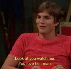 That 70s Show Quotes, Tv Show Quotes, Movie Quotes, Movies Showing, Movies And Tv Shows, Reaction Pictures, Funny Pictures, Thats 70 Show, Cinema