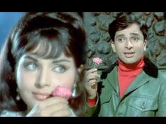 Khilte hain gul yehan .. Old Bollywood Songs, Vintage Bollywood, Evergreen Songs, Shashi Kapoor, Kishore Kumar, Film Song, Song Hindi, Hit Songs, World Music