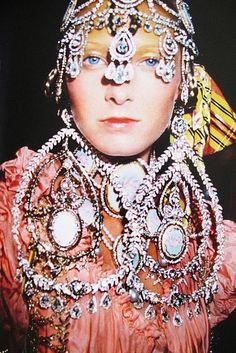 Roxanne Lowit Dior Backstage.