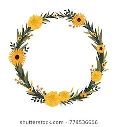 Floral frame for greeting, invitation, wedding cards design. Wedding Card Design, Wedding Cards, Diy Wedding, Wedding Quotes, Wedding Ideas, Royal Background, Vintage Wedding Favors, Sunflower Wedding Invitations, Sunflower Wallpaper