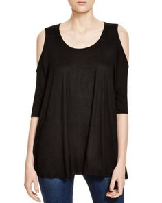 Nally & Millie Cold Shoulder Tee