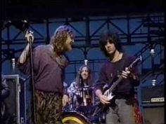 """Spin Doctors  -""""little miss can't be wrong"""" (late night TV 1992)"""