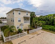 The Sand Castle! Big Beach House Perfect Location Great Price!Vacation Rental in St. Augustine Beach from @homeaway! #vacation #rental #travel #homeaway