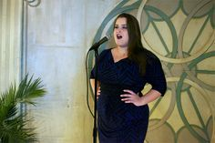 #gwynniebee member Deanna in the Taylor Dresses Ruched Geometric Dress
