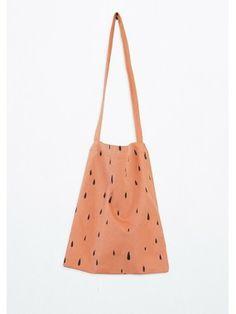 Petit Twill bag Rain