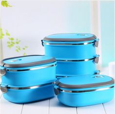 Stainless Steel Insulated Bento Lunch Box for Kid & office Food Storage Container Features: - It is made of food-grade materials and high quality stainless steel.Non-toxic,testeless,health and safety.                                                                                                                                                                                 More