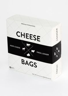 Provisions is going to give us a lot of good gift ideas...(maybe just for ourselves)  Cheese Storage Bags
