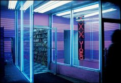 "composedofflaws: "" A sex shop 1996 NYC by Harry Gruyaert """