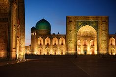 Uzbekistan - Samarkand - Steve McCurry