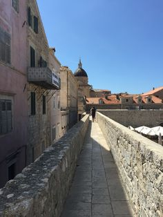 Walking around Dubrovnik. The pearl of Adriatic is a popular yacht charter destination. Dubrovnik, Walking, Pearl, Popular, Bead, Woking, Popular Pins, Folk, Hiking