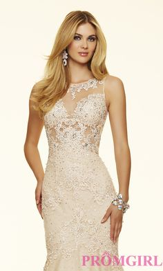 Shop for Mori Lee prom dresses at PromGirl. Short designer prom dresses, ballroom gowns, and long special occasion party dresses by Mori Lee. Evening Dresses For Weddings, Evening Outfits, Evening Gowns, Elegant Dresses, Pretty Dresses, Beautiful Dresses, Bateau Wedding Dress, Mori Lee Prom Dresses, Golden Dress