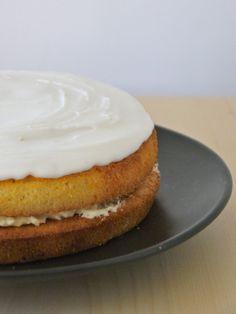 Nigella Lawson's Coconut Sponge Cake