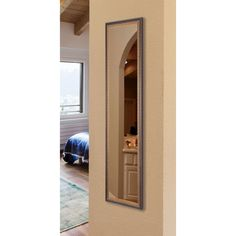 American Made Rayne Cameo 19 x 58-inch Slender Body Mirror