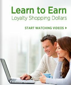 Loyalty Shopping Dollars! Become a preferred customer May 15th  thru May 31st for only $1.00 get $100.00 in free products with Learn to earn program.