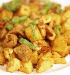 HAGYMÁS APRÓPECSENYE – RECEPT A JAVÁBÓL Kung Pao Chicken, Pork, Ethnic Recipes, Pork Roulade, Pigs, Pork Chops