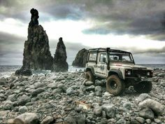 Rugged! Landrover!