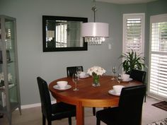 INTERIOR RESIDENTIAL PAINTING & COLOUR CONSULTATIONS by Debbie Watson, via Behance