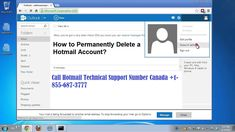 How to Permanently Delete a Hotmail Account? Nowadays emailing platforms have become a more habitual channel to exchange messages. People prefer emails than any other mediums. Keeping it in mind, Microsoft is making the world better by their Hotmail. Read More: