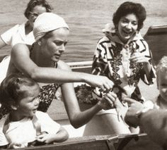 with Maria Callas