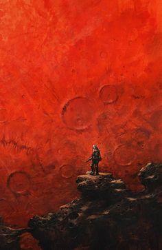 Mars Force - Les Edwards