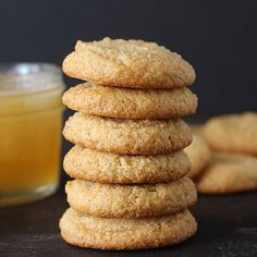 These Paleo Nilla Wafers have all the same flavors as the store bought variety- mildly sweet, buttery, and delicious- but made healthier. Gluten free, dairy free, and naturally sweetened. Whew- this recipe took some testing to get perfect! I made over 5 batches switching the sweetener, fat, and baking temperature until I came up with...Read More »