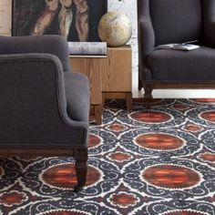 Terrific Pictures Grey Carpet squares Thoughts Deciding on the best carpet colour could be a daunting process. Unlike fashion trends for interior f Patterned Carpet, Grey Carpet, Fur Carpet, Carpet Squares, Carpet Trends, Best Carpet, Carpet Tiles, Carpet Colors, Carpet Design