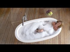 Watch our Youtube video featuring our Karolina by Aquatica Freestanding Bath Infomercial HQ