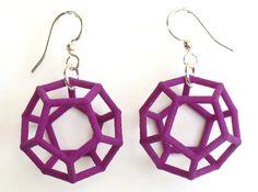 Dodecahedron by HypatiaStudio on Etsy