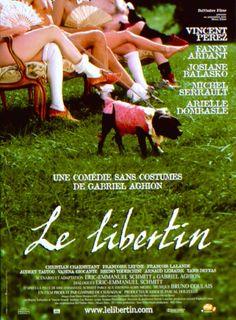 Le libertin (2000) - Gabriel Aghion - Vincent Perez, Michel Serrault, Fanny Ardant