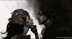 hades and persephone by Gedogfx.deviantart.com on @DeviantArt