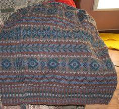 Ravelry: Gerda & Kai Pullovers pattern by Hazel Hughson