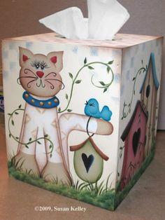 Cat & House ePacket