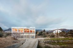 Fake Industries Architectural Agonism, aixopluc, José Hevia · OE House. Alforja, Spain