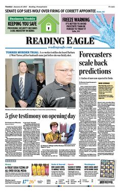 Today's Page A1 01/27/2015