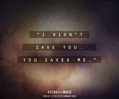 We all need saving sometimes. #5thWaveMovie