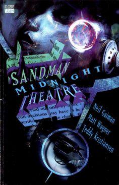 Sandman Midnight Theatre • Septiembre 1995 Portada: Teddy Kristiansen
