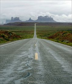 Monument Valley taken from mile marker 13, Utah. I can't believe it was 2 years ago I was here! @Dana Williamson